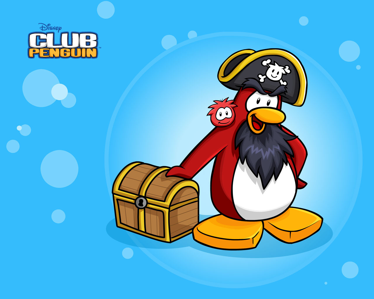 Club Penguin Wallpapers